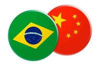CHINA AND BRAZIL import and export information