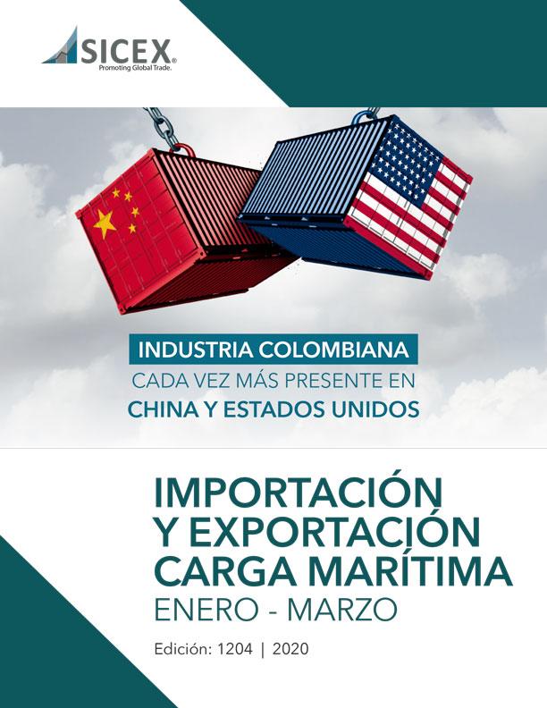 que productos importa colombia