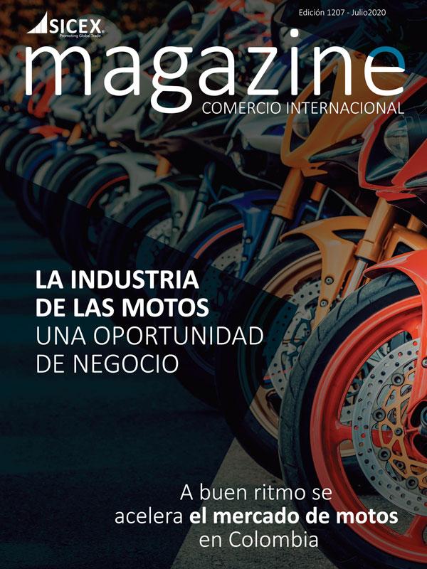 Magazine - Comercio internacional - Declaraciones - Junio 2020 - Motos