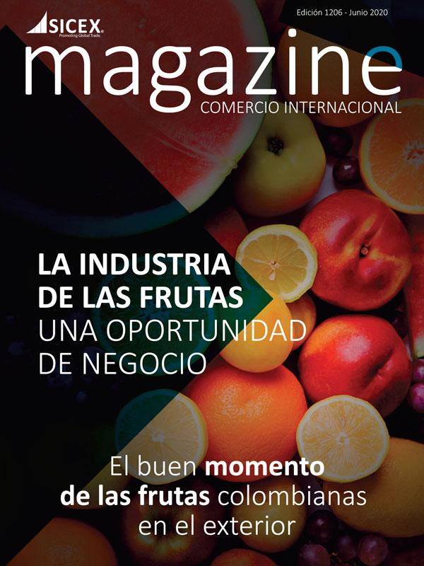 Magazine - Comercio internacional - Declaraciones - Junio 2020 - Frutas