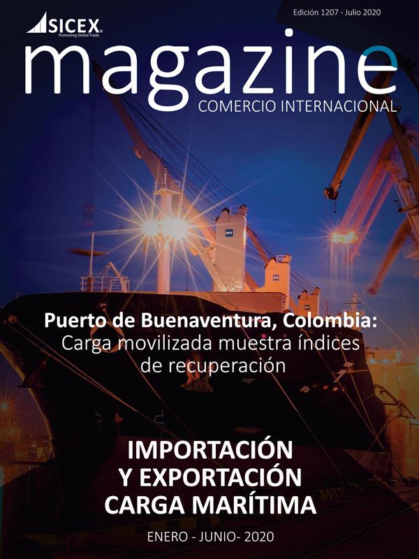 Revista - Sobirdos - Comercio Exterior - Julio de 2020